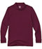Photograph of Youth Unisex Long Sleeve Interlock Polo