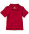 Photograph of Classroom Preschool Preschool Unisex SS Interlock Polo Red 58830-RED