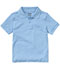 Photograph of Classroom Preschool Preschool Unisex SS Interlock Polo Blue 58830-SSLB