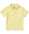 Photograph of Classroom Preschool Preschool Unisex SS Interlock Polo Yellow 58830-YEL