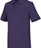 Photograph of Classroom Child's Unisex Youth Unisex Short Sleeve Interlock Polo Purple 58912-PUR