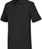 Photograph of Classroom Child's Unisex Youth Unisex Short Sleeve Interlock Polo Black 58912-SSBK
