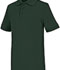 Photograph of Classroom Child's Unisex Youth Unisex Short Sleeve Interlock Polo Green 58912-SSHN