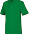Photograph of Classroom Child's Unisex Youth Unisex Short Sleeve Interlock Polo Green 58912-SSKG