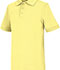 Photograph of Classroom Child's Unisex Youth Unisex Short Sleeve Interlock Polo Yellow 58912-YEL