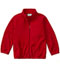 Photograph of Classroom Child Unisex Youth Unisex Polar Fleece Jacket Red 59202-RED
