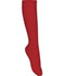 Photograph of Classroom Girl Girls/Juniors Opaque Knee Hi Socks 3 PK Red 5HF101-RED
