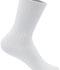 Photograph of Classroom Unisex Unisex Rib Crew Socks 3 PK White 5HM001-WHT