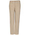 Photograph of Real School Uniforms Girl's Girls Low Rise Pant Khaki 61073-RKAK