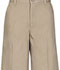 Photograph of Real School Uniforms Boy's REAL SCHOOL Boys Flat Front Short Khaki 62362-RKAK