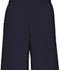 Photograph of Real School Uniforms Boy's REAL SCHOOL Boys Husky Flat Front Short Navy 62363-RNVY
