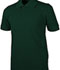 Photograph of Real School Child Unisex Short Sleeve Pique Polo Hunter 68112-RHUN