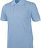 Photograph of Real School Uniforms Child's Unisex Unisex Youth S/S Pique Polo Blue 68112-RLTB