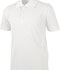 Photograph of Real School Uniforms Child's Unisex Unisex Youth S/S Pique Polo White 68112-RWHT