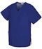 Photograph of ScrubStar Unisex Unisex V-Neck Top Blue 77933-EBWM