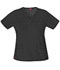 Photograph of Dickies Gen Flex V-Neck Top in Dark Pewter