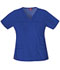 Photograph of Dickies Gen Flex V-Neck Top in Galaxy Blue