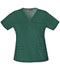 Photograph of Gen Flex Women's V-Neck Top Green 817455-HTRZ