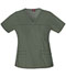 Photograph of Dickies Gen Flex V-Neck Top in Olive