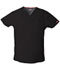 Photograph of Dickies EDS Signature Men's V-Neck Top in Black