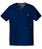 Photograph of Dickies Xtreme Stretch Men's V-Neck Top in D-Navy