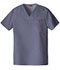 Photograph of Xtreme Stretch Men's Men's V-Neck Top Gray 81910-PEWZ
