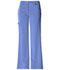 Photograph of Dickies Xtreme Stretch Women\'s Mid Rise Drawstring Cargo Pant Blue 82011P-CBLZ