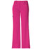 Photograph of Xtreme Stretch Women's Mid Rise Drawstring Cargo Pant Pink 82011-HPKZ
