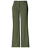 Photograph of Xtreme Stretch Women's Mid Rise Drawstring Cargo Pant Green 82011-OLWZ