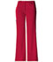 Photograph of Xtreme Stretch Women Mid Rise Drawstring Cargo Pant Red 82011-REWZ