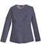 Photograph of Xtreme Stretch Women's Snap Front Warm-Up Jacket Gray 82310-PEWZ