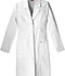 "Photograph of Dickies Professional Whites 37"" Lab Coat in White"