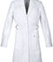 "Photograph of Dickies Gen Flex 36"" Lab Coat in White"