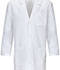 Photograph of Professional Whites Unisex 37 Unisex Lab Coat White 83402AB-WHWZ