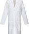 "Photograph of Dickies Professional Whites 40"" Unisex Lab Coat in White"