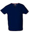 Photograph of EDS Signature Unisex Unisex Tuckable V-Neck Top Blue 83706-NVWZ