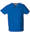 Photograph of Dickies EDS Signature Unisex Tuckable V-Neck Top in Royal