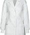 "Photograph of Dickies Gen Flex 32"" Lab Coat in White"