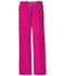 Photograph of Dickies Gen Flex Women\'s Low Rise Drawstring Cargo Pant Pink 857455P-HPKZ