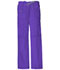 Photograph of Dickies Gen Flex Women's Low Rise Drawstring Cargo Pant Purple 857455-GPWZ