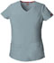 Photograph of Dickies EDS Signature V-Neck Top in Grey