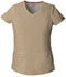 Photograph of EDS Signature Women's V-Neck Top Khaki 85906-KHIZ