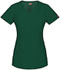 Photograph of Xtreme Stretch Women's Mock Wrap Top Green 85956-HTRZ