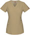Photograph of Dickies Xtreme Stretch Mock Wrap Top in Dark Khaki