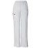 Photograph of Dickies EDS Signature Women's Natural Rise Tapered Leg Pull-On Pant White 86106-WHWZ