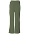 Photograph of Dickies EDS Signature Women's Mid Rise Drawstring Cargo Pant Green 86206-OLWZ