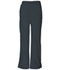 Photograph of Dickies EDS Signature Women's Mid Rise Drawstring Cargo Pant Gray 86206-PTWZ