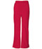 Photograph of Dickies EDS Signature Women's Mid Rise Drawstring Cargo Pant Red 86206-REWZ