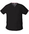Photograph of Dickies EDS Signature V-Neck Top in Black