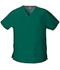 Photograph of EDS Signature Women V-Neck Top Green 86706-HUWZ